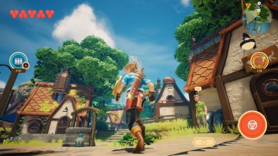 Oceanhorn 2: Knights of the Lost Realm Wallpapers hd