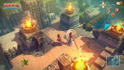 Oceanhorn 2: Knights of the Lost Realm HD pictures