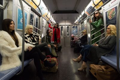 Ocean's 8 Backgrounds
