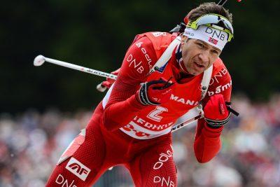 Ole Einar Bjoerndalen Screensavers
