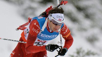 Ole Einar Bjoerndalen High