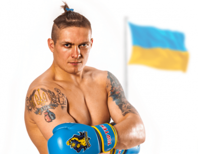 Oleksandr Usyk Desktop wallpapers