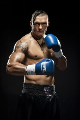 Oleksandr Usyk For mobile