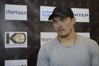 Oleksandr Usyk Full hd wallpapers