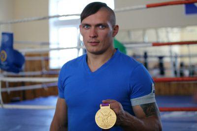 Oleksandr Usyk Widescreen