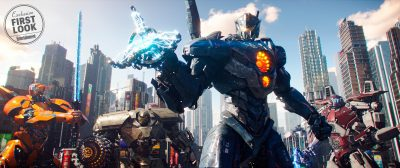 Pacific Rim: Uprising HD pictures