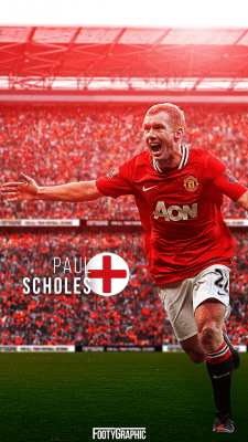 Paul Scholes Wallpapers hd