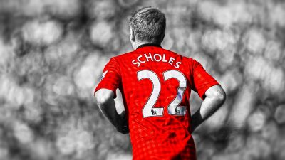 Paul Scholes Screensavers