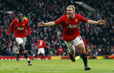 Paul Scholes Widescreen