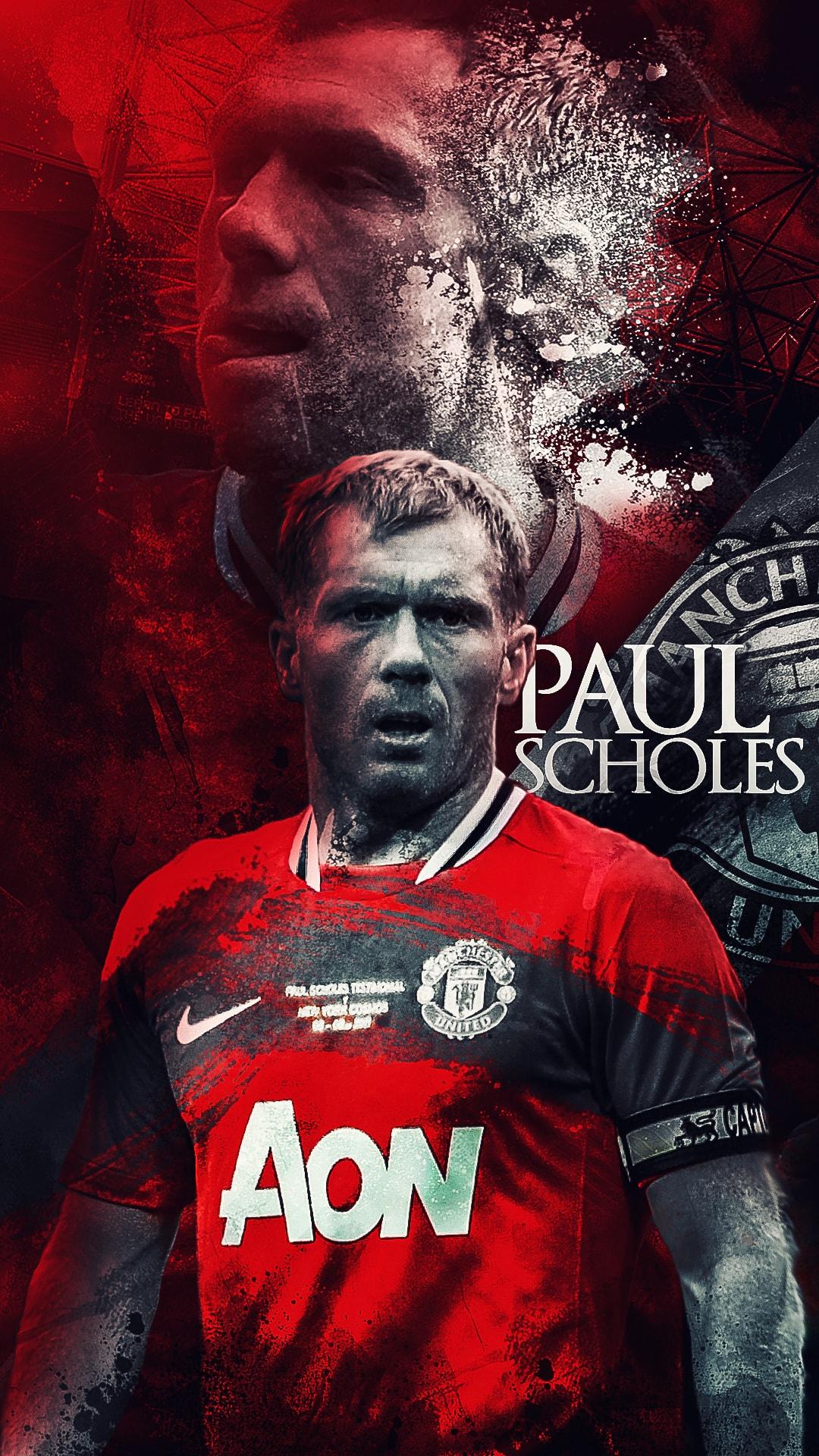 Paul Scholes HD Wallpapers