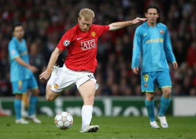 Paul Scholes HD pictures