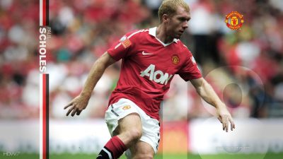 Paul Scholes Wallpaper