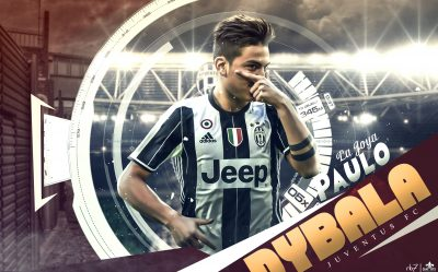 Paulo Dybala widescreen wallpapers