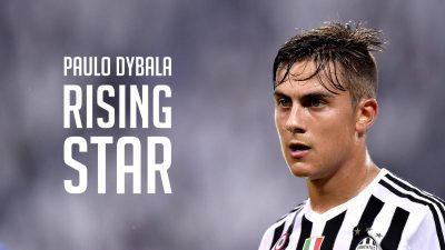 Paulo Dybala Widescreen for desktop