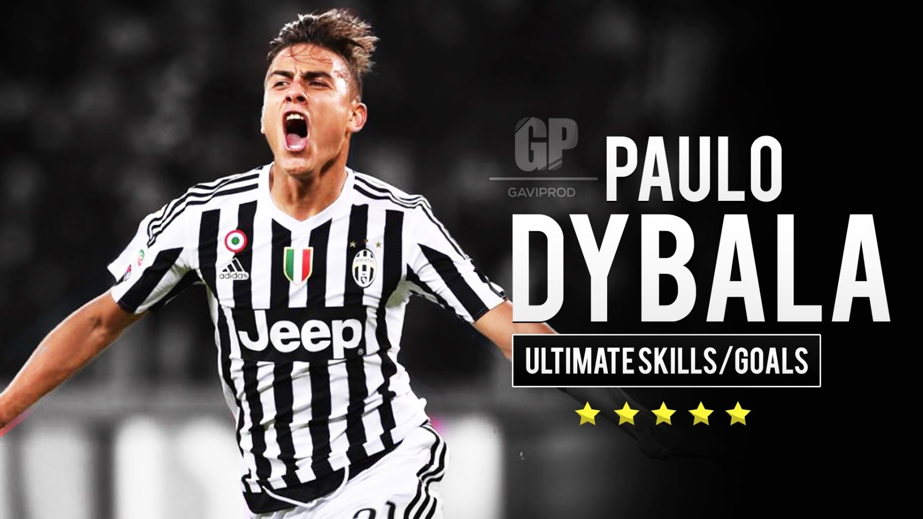 Paulo Dybala HD Desktop Wallpapers