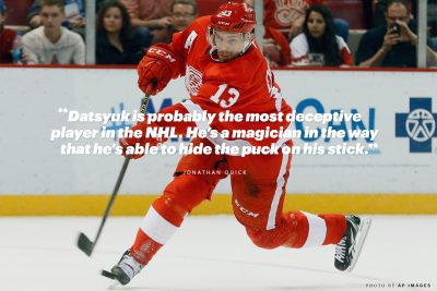Pavel Datsyuk Background