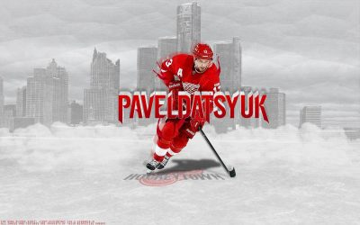 Pavel Datsyuk Wallpaper