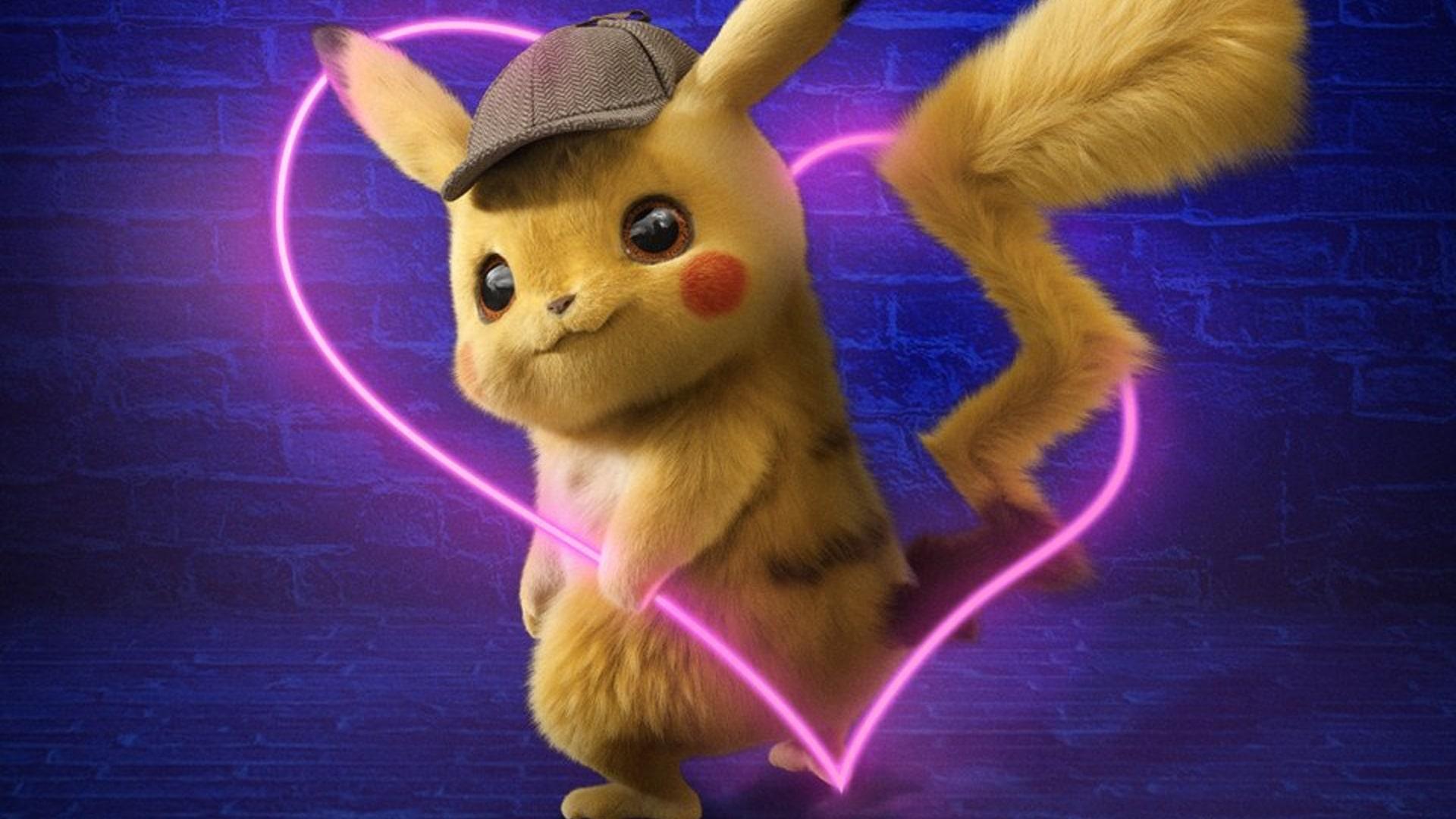 Pokémon Detective Pikachu Hd Wallpapers 7wallpapersnet