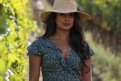 Priyanka Chopra Background