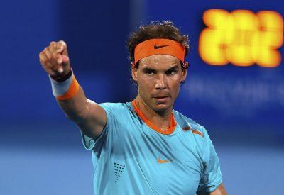 Rafael Nadal Widescreen for desktop