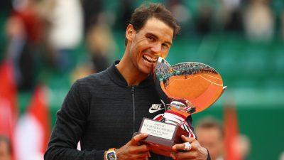 Rafael Nadal Screensavers