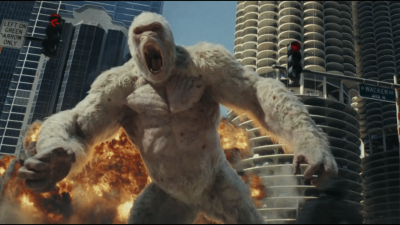 Rampage widescreen wallpapers