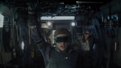 Ready Player One Screensavers
