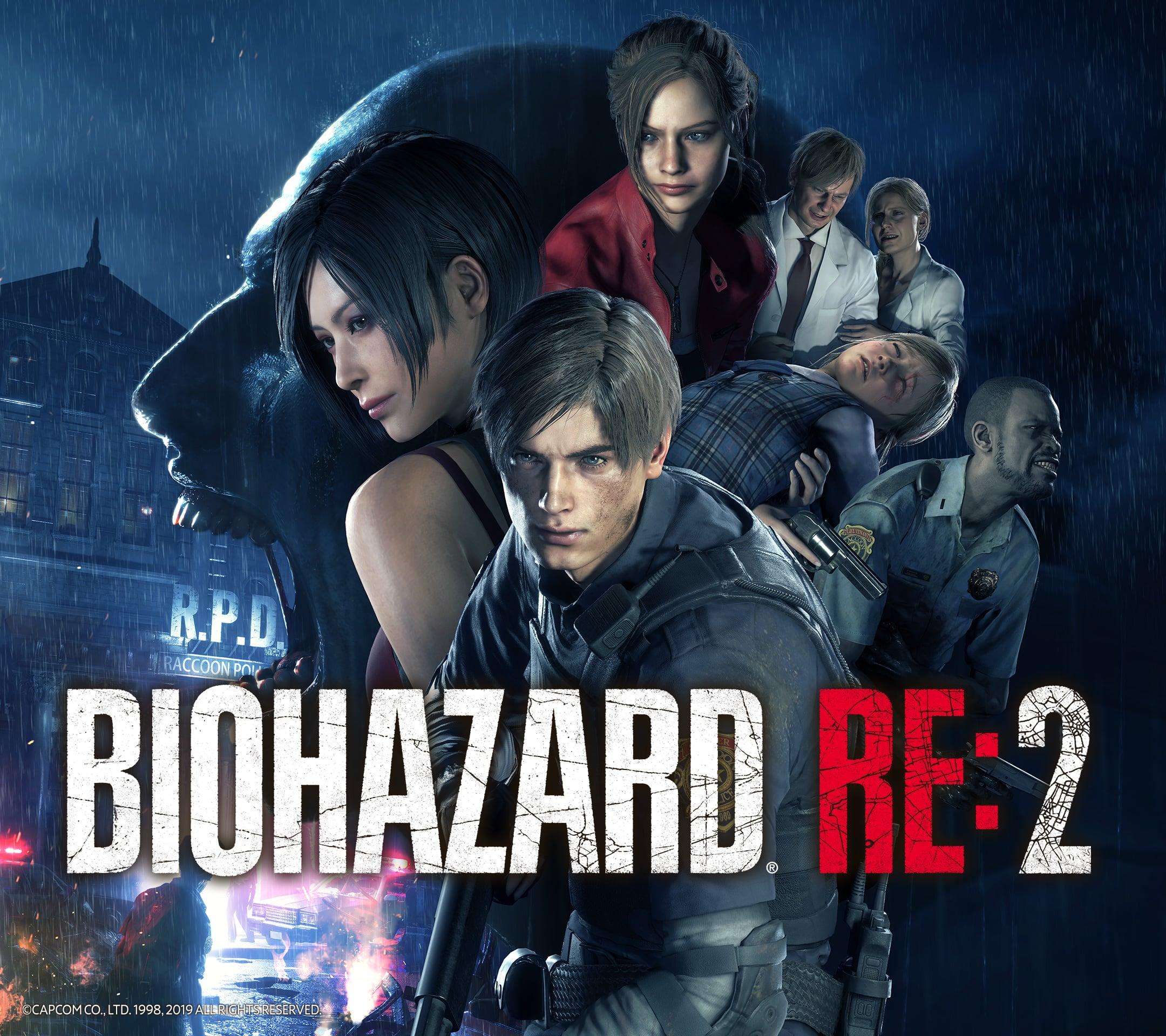 Resident Evil 2 Remake 18 7wallpapers Net