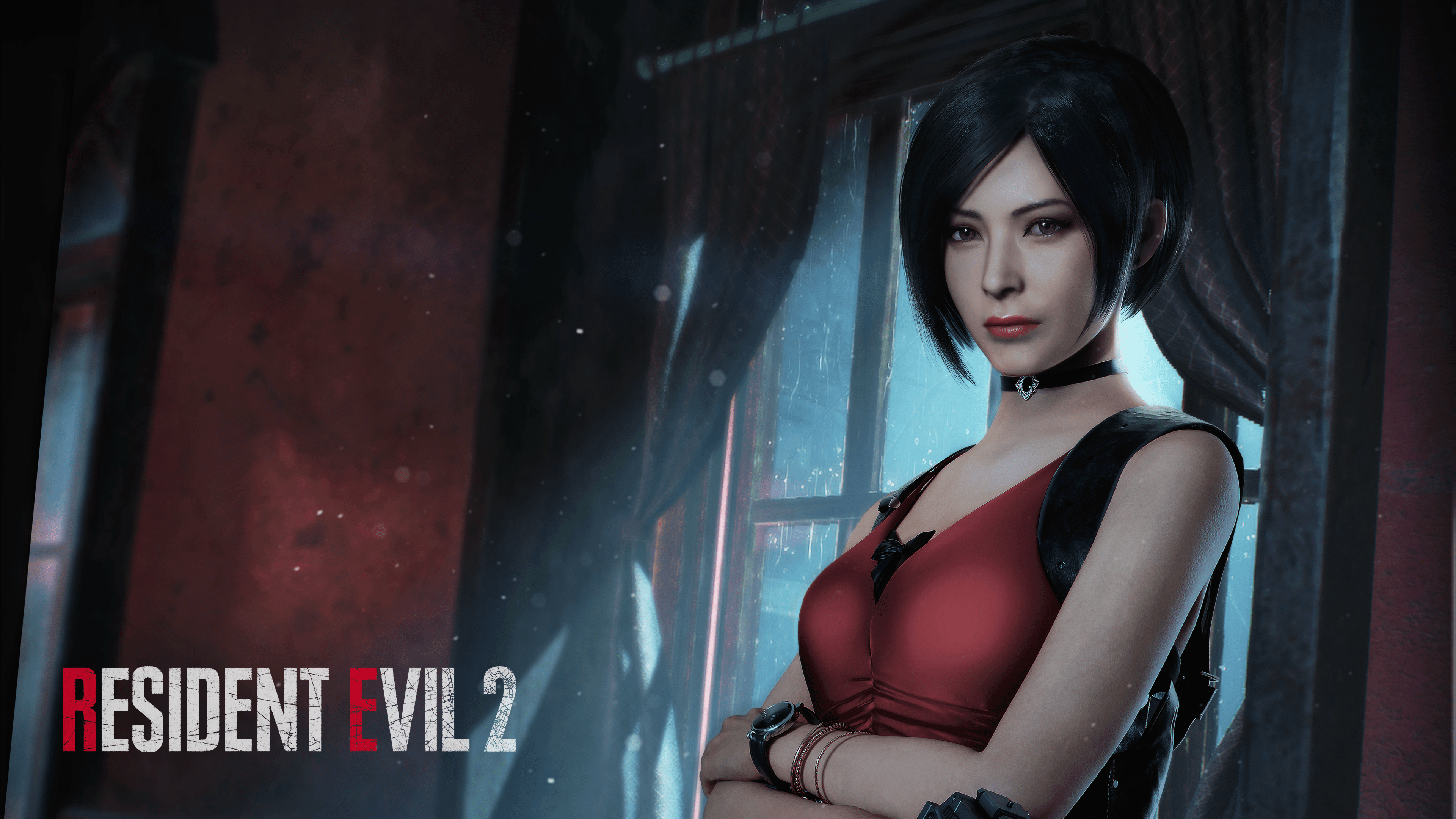 Resident Evil 2 Remake Hd Wallpapers 7wallpapers Net