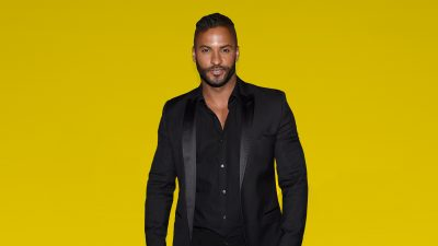 Ricky Whittle HD pictures