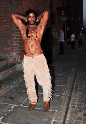 Ricky Whittle Pictures