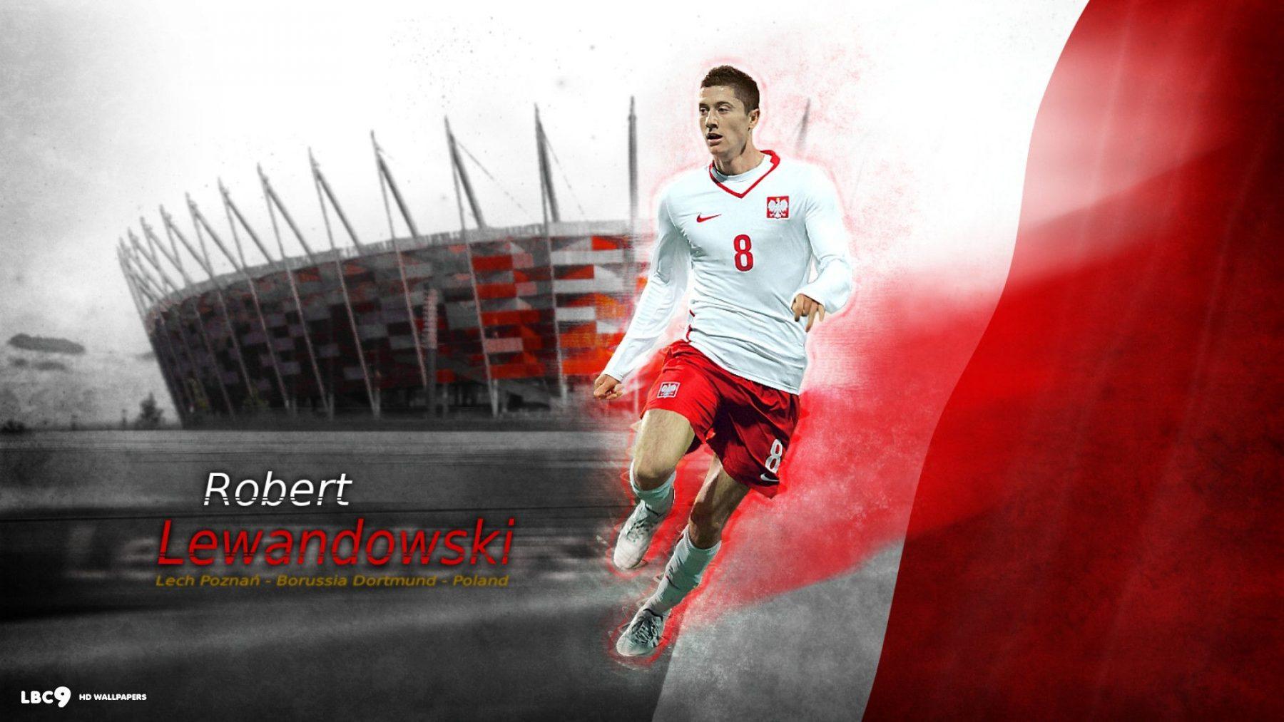 Robert Lewandowski Dortmund Wallpaper Football Wallpapers Wallpapers Gallery