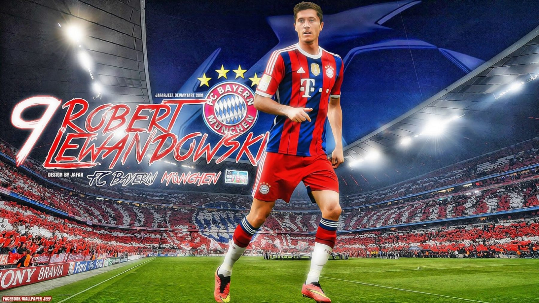 Robert Lewandowski HD Wallpapers | 7wallpapers.net