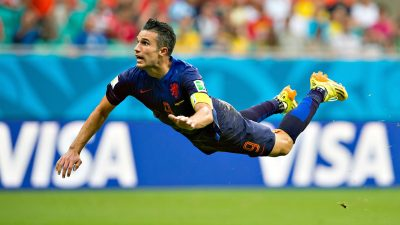 Robin van Persie HQ wallpapers