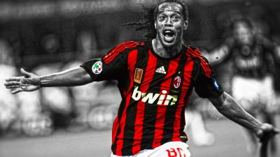 Ronaldinho Widescreen for desktop