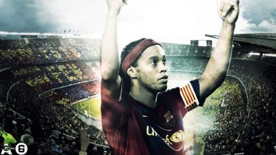 Ronaldinho Widescreen