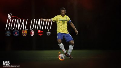 Ronaldinho Desktop wallpaper