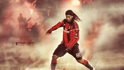 Ronaldinho Background