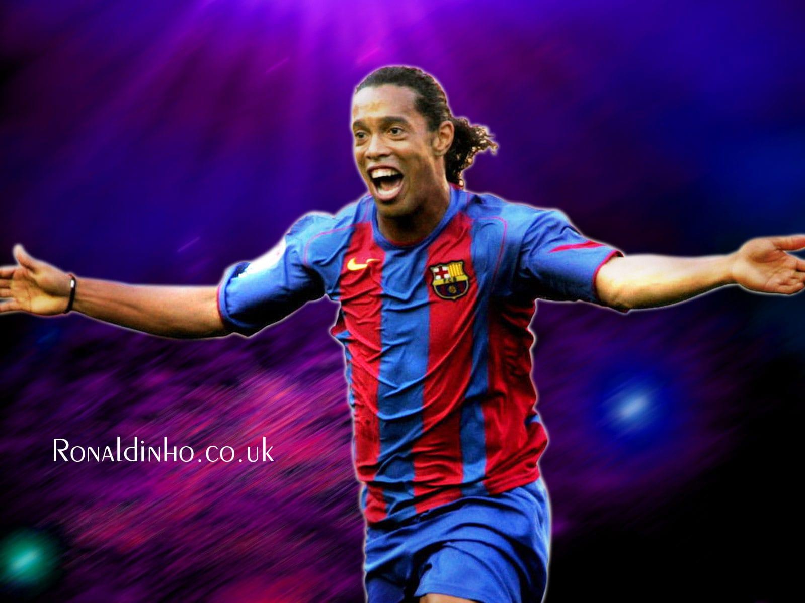 Ronaldinho HD Desktop Wallpapers