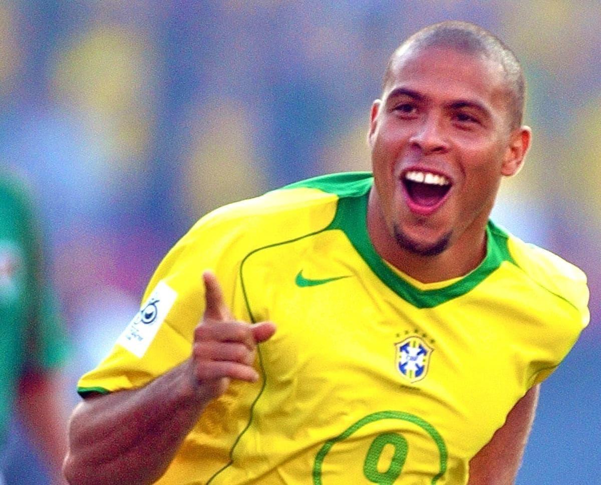 Ronaldo Nazario De Lima