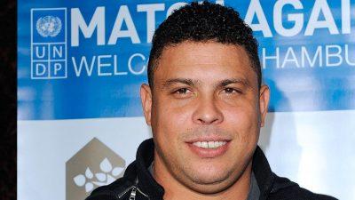 Ronaldo Luis Nazario da Lima Widescreen for desktop