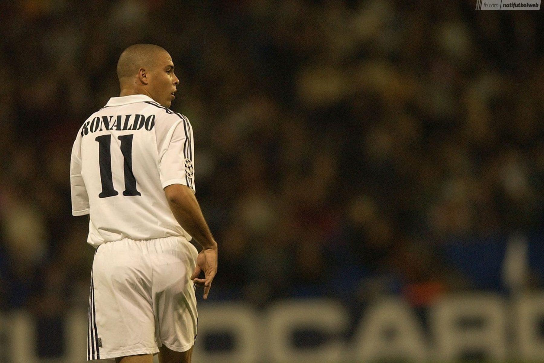 Ronaldo Luis Nazario Da Lima Hd Wallpapers 7wallpapersnet