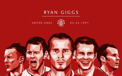 Ryan Giggs widescreen wallpapers