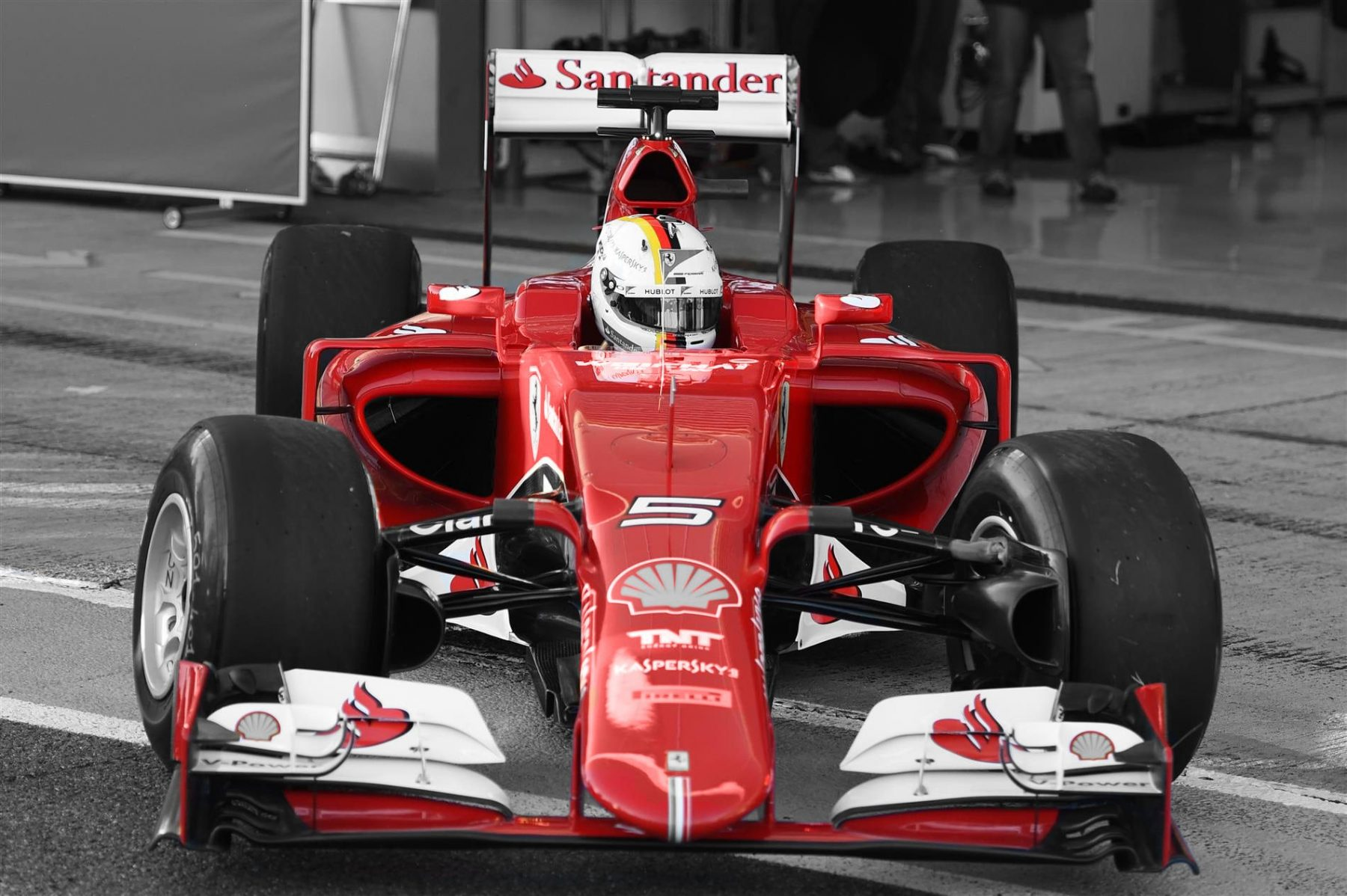 Sebastian Vettel Hd Wallpapers 7wallpapers Net
