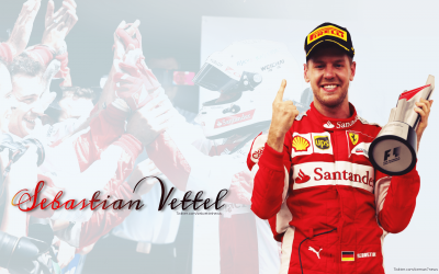 Sebastian Vettel Background
