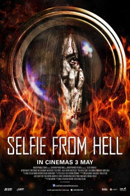 Selfie from Hell Backgrounds