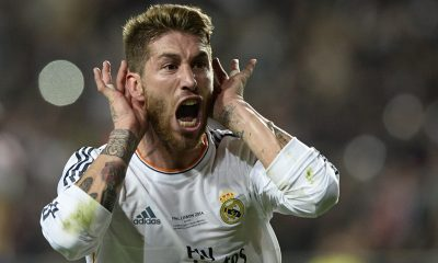 Sergio Ramos HQ wallpapers