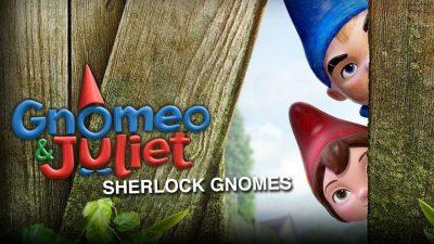Sherlock Gnomes Wallpapers