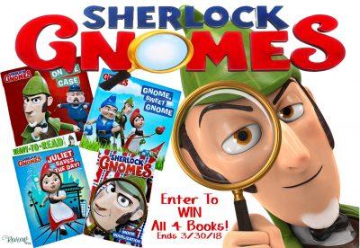 Sherlock Gnomes Wallpaper