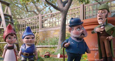 Sherlock Gnomes Widescreen for desktop